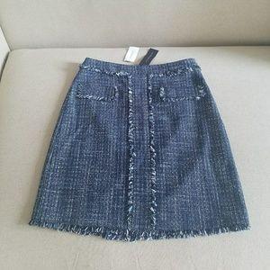 BR Tweed skirt